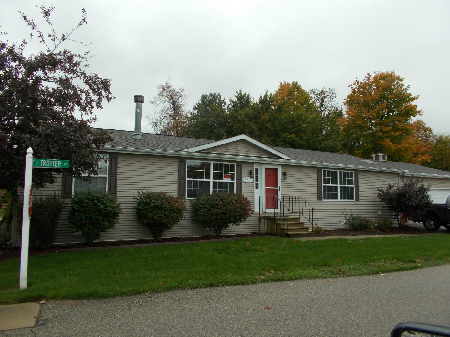 mobile home for sale caledonia mi