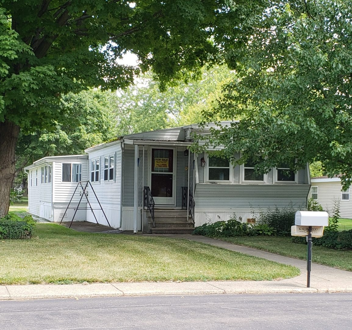 Mobile home for sale in Kalamazoo